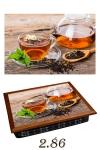 купить Поднос с подушкой крепкий чай цена, отзывы