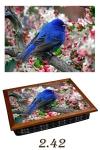 купить Поднос с подушкой Птица цена, отзывы