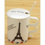 купить Чашка Ideal travel Bonjour Paris цена, отзывы