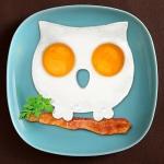купить Форма для жарки яиц Совушка цена, отзывы