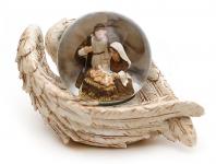 купить Водяной шар Рождественский Крылья цена, отзывы
