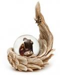 купить Водяной шар Рождественский Крыло цена, отзывы