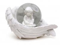 купить Водяной шар ангел белые крылья цена, отзывы