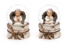 купить Водяной шар ангел позолота цена, отзывы