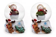 купить Водяной шар Снеговик цена, отзывы