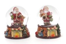 купить Водяной шар Дед Мороз подарки цена, отзывы