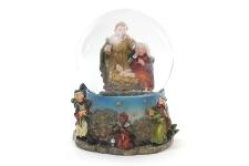 купить Водяной шар Рождество микс цена, отзывы