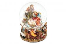 купить Водяной шар Рождественская композиция цена, отзывы