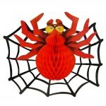 купить Декор 3D Паук с паутиной цена, отзывы