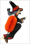 купить Декор 3D Ведьмочка цена, отзывы