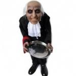 купить Говорящий лакей на Хэллоуин цена, отзывы