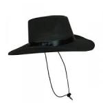 купить Шляпа Мужская фетровая black цена, отзывы