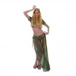 купить Карнавальный костюм Восточный зелёный цена, отзывы