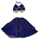 купить Карнавальный костюм Восточный фиолетовый цена, отзывы