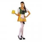 купить Карнавальный костюм Официантка Октоберфест цена, отзывы