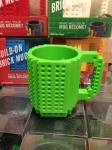 купить Кружка Lego брендовая 350мл Green цена, отзывы