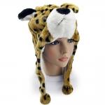 купить Шапка маска Леопард цена, отзывы