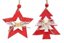 купить Новогодние украшения Елочки цена, отзывы