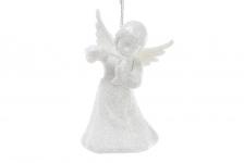 купить Елочная подвеска Ангел цена, отзывы