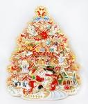 купить Новогодний декор С новым годом 54 см цена, отзывы
