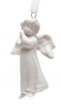 купить Декоративный фарфоровый Ангел на подвесе 7.5см цена, отзывы