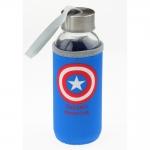 купить Бутылка с чехлом Captain America цена, отзывы