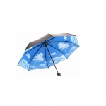 купить Зонт небо с облаками цена, отзывы