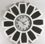 купить Настенные часы ромашка белые цена, отзывы
