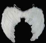 купить Крылья Ангела Средние 40х55см (белые) цена, отзывы