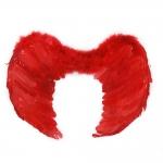 купить Крылья Ангела Средние 40х55см (красные)  цена, отзывы