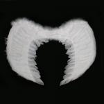 купить Крылья Ангела Мини 19х29см (белые) цена, отзывы