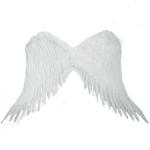 купить Крылья Амура маленькие 40х40см (белые) цена, отзывы