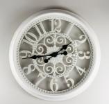 купить Настенные часы Chiyo White цена, отзывы