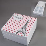 купить Деревянная шкатулка Paris  цена, отзывы