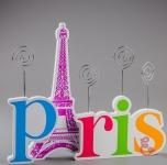 купить Деревянная фоторамка Париж (24*20 см) цена, отзывы