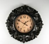 купить Настенные часы Etsu black цена, отзывы