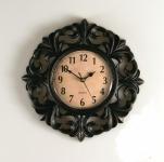 купить Настенные часы Fudo black цена, отзывы