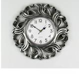 купить Настенные часы Gin silver цена, отзывы