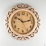 купить Настенные часы Hana cream цена, отзывы
