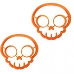 купить Форма для жарки яиц череп orange цена, отзывы