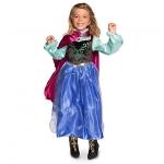 купить Маскарадный костюм Анна Ледяное сердце цена, отзывы