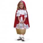 купить Маскарадный костюм Красная Шапочка цена, отзывы