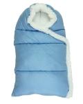 купить Зимний конверт Yukiko blue (65х40) цена, отзывы