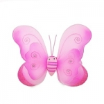 купить Крылья Бабочки двойные средние 40х30 см цена, отзывы