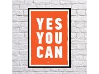 купить Постер Yes You Can цена, отзывы