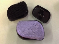 купить Расческа Tangle Teezer Блестки Фиолетовая цена, отзывы