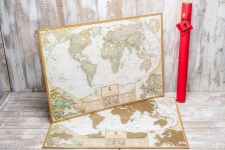 купить Скретч карта My Maps Antique edition в наборе для любимого человека In Love цена, отзывы