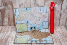 купить Скретч карта My Maps Native edition в наборе для любимого человека In Love цена, отзывы