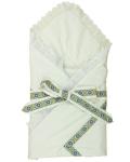 купить Конверт с украинским орнаментом и кружевом Yuko цена, отзывы
