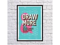 купить Постер Draw More цена, отзывы